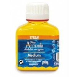 MEDIUM ARMONIA TITAN 100 ML.