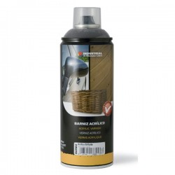 SPRAY BARNIZ ACRILICO 400 ML. BRILLANTE