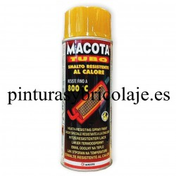 SPRAY ANTICALORICO AMARILLO 800º 400 ml.