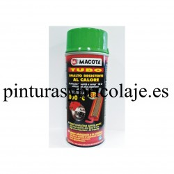 SPRAY ANTICALORICO VERDE 800º 400 ml.