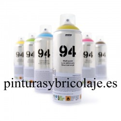 SPRAY MTN 94 COLORES 400 ML.