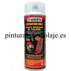 SPRAY BARNIZ ANTICALORICO 800º 400 ml.